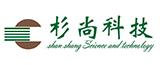 杉尚紡織的logo